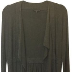 Eileen Fisher Grey Cardigan Size PS